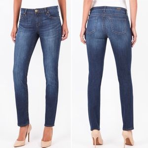 Kut from the cloth. Stevie straight leg jeans